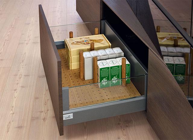 szuflady kuchenne i rodzaje szuflad do kuchni