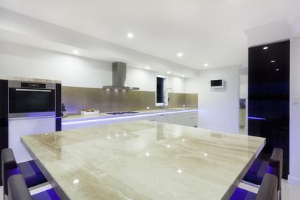 Oświetlenie W Kuchni Technologia Led Wnętrzekuchnipl