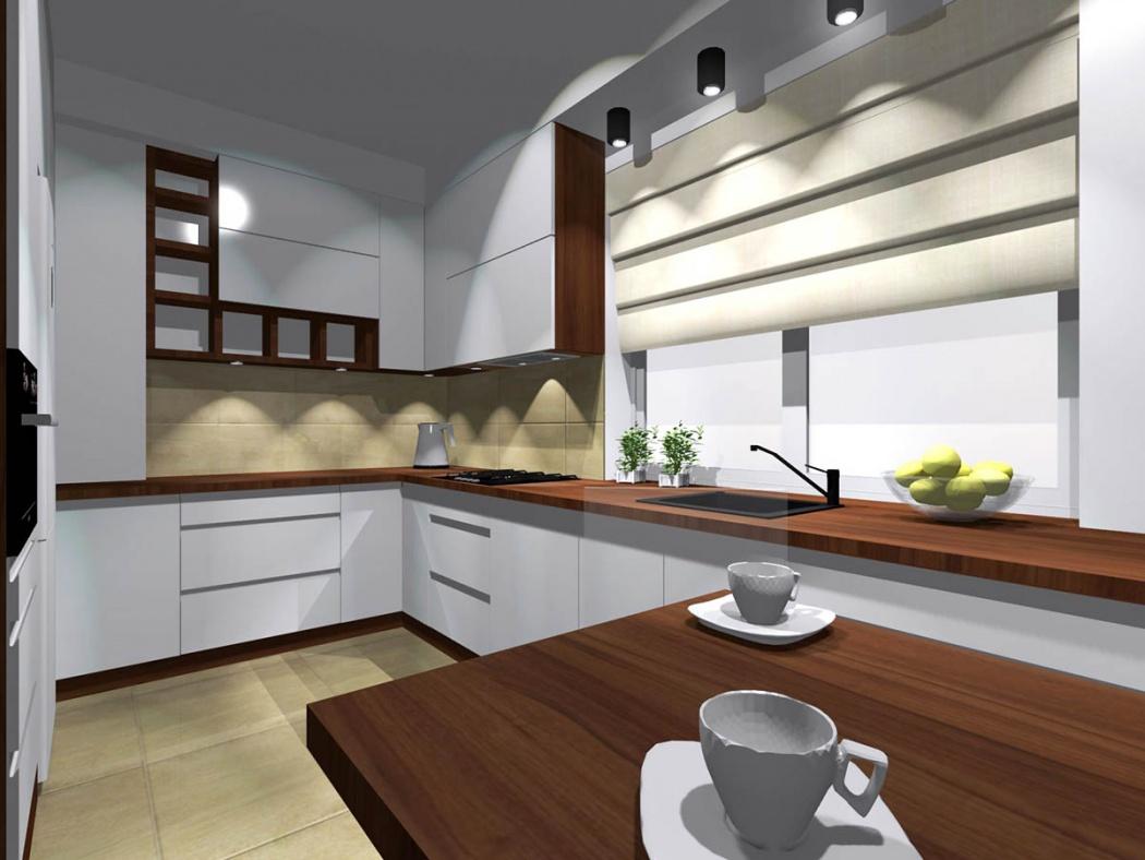 gotowe projekty kuchni wnętrzekuchnipl