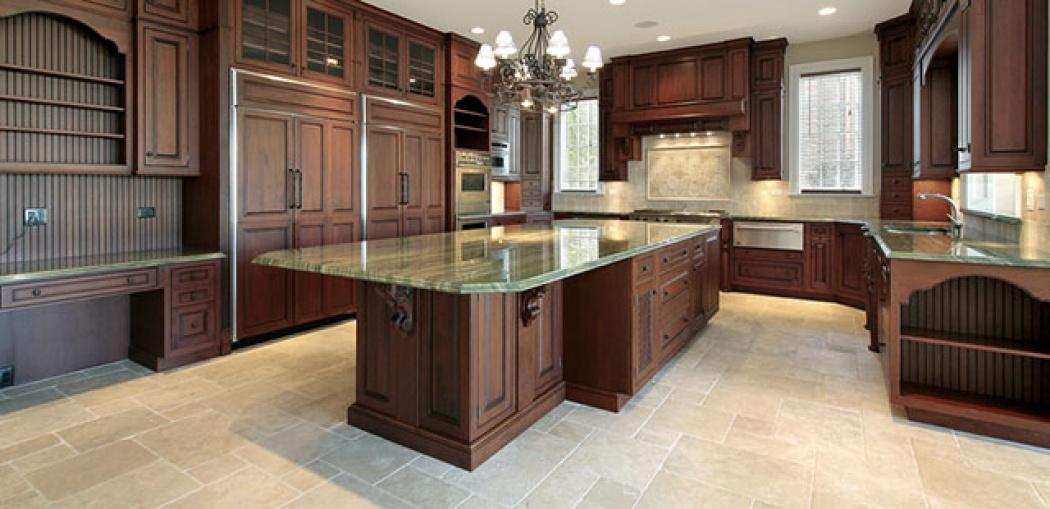 Podłoga W Kuchni Jaką Wybrać Wnętrzekuchnipl
